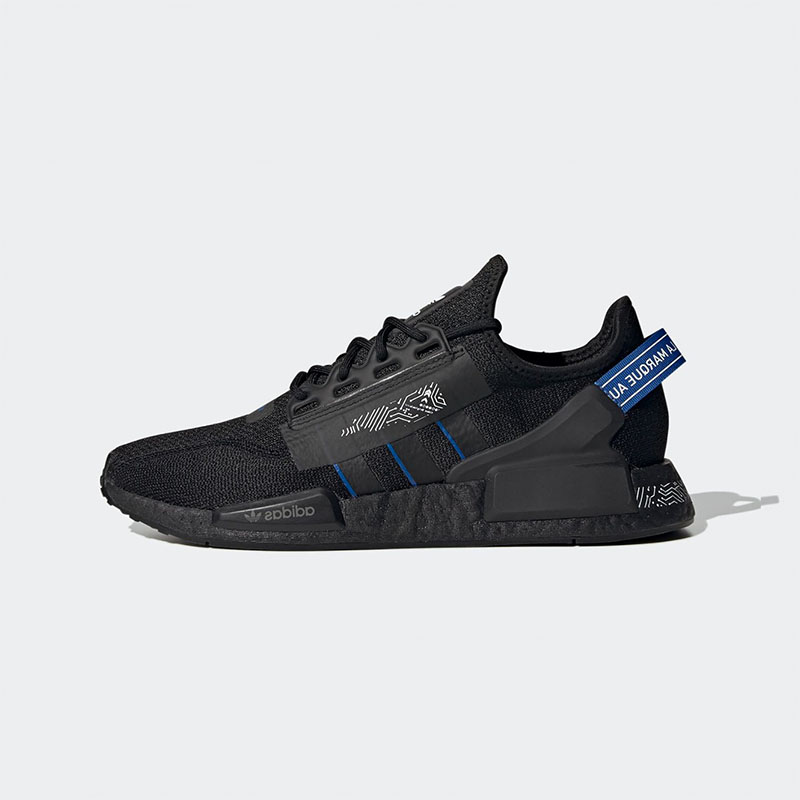 Adidas NMD V2 Black Blue