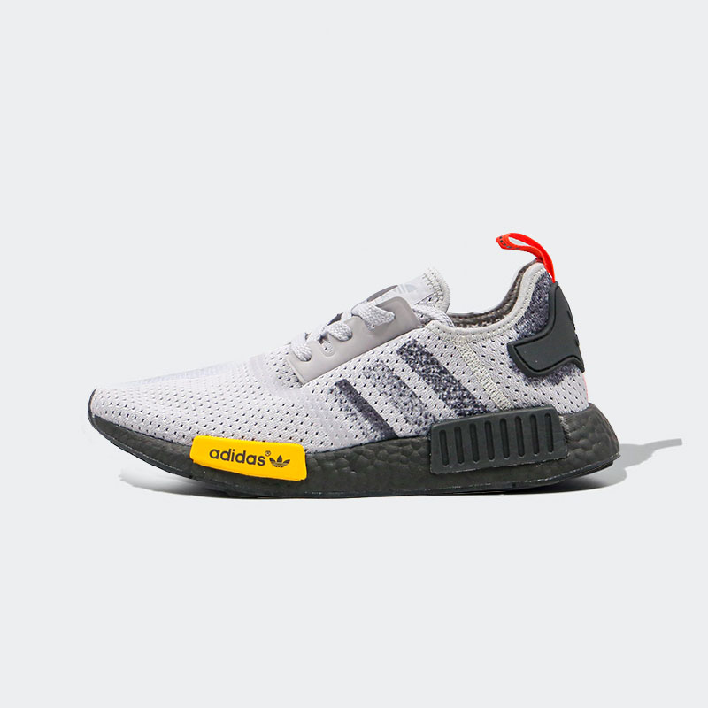 adidas NMD R1 Grey Black