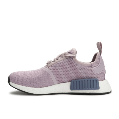 Adidas NMD R1 - Women's Shoes - Soft Vision/Raw Indigo