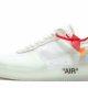 Air Force 1 Off White | White